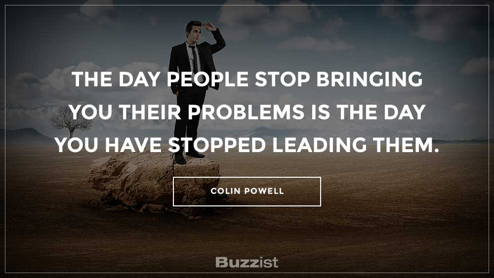 Quote By Colin Powell