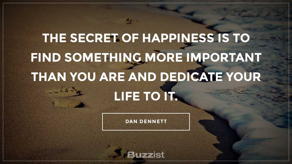 Quote By Dan Dennett