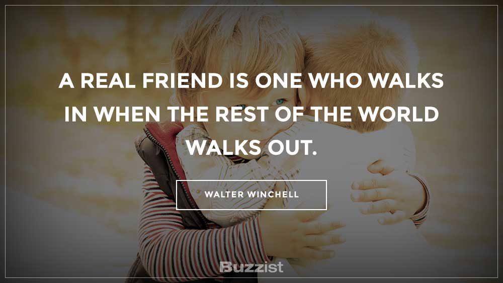 Quote By Walter Winchell