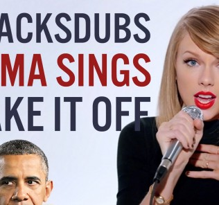 President Obama Sings Taylor Swift's Shake It Off